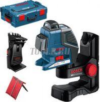 Лазерный построитель плоскостей  GLL 2-80 P + BM1 в L-Boxx - купить в интернет-магазине www.toolb.ru цена и обзор