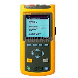 Fluke 43B/BASIC - анализатор качества электроэнергии