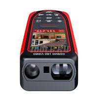 ADA COSMO 150 Video - Лазерная рулетка (дальномер) - купить в интернет-магазине www.toolb.ru цена, обзор, характеристики, фото, заказ, онлайн, производитель, официальный, сайт, поверка, отзывы, новинка, купить в Москве, купить со скидкой лазерную рулетку