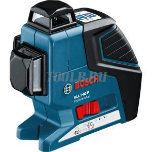 BOSCH GLL 3-80 P + вкладка под L-Boxx - Лазерный нивелир