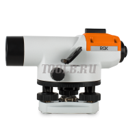 Оптический нивелир RGK C-28, принадлежности к RGK C-28 - купить в интернет-магазине www.toolb.ru цена и обзор