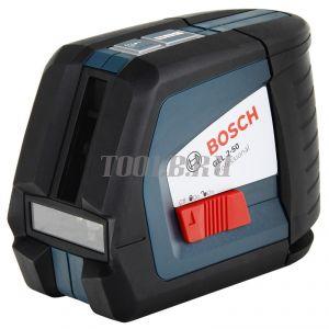 BOSCH GLL 2-50 + вкладка под L-Boxx - лазерный нивелир