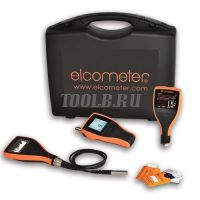 Цифровой профилемер поверхности Elcometer 224 (выносной датчик) - купить в интернет-магазине www.toolb.ru цена и обзор, поверка, характеристики, отзывы, производитель, официальный, купить