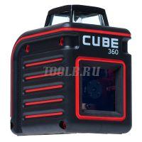 Лазерный построитель плоскостей на 360 градусов ADA CUBE 360 ULTIMATE EDITION - купить в интернет-магазине www.toolb.ru цена и обзор
