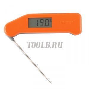 Elcometer 212 - цифровой термометр (ЖК дисплей) с датчиком для жидкости