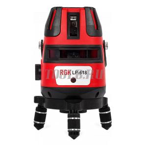 RGK LP-618 - лазерный нивелир
