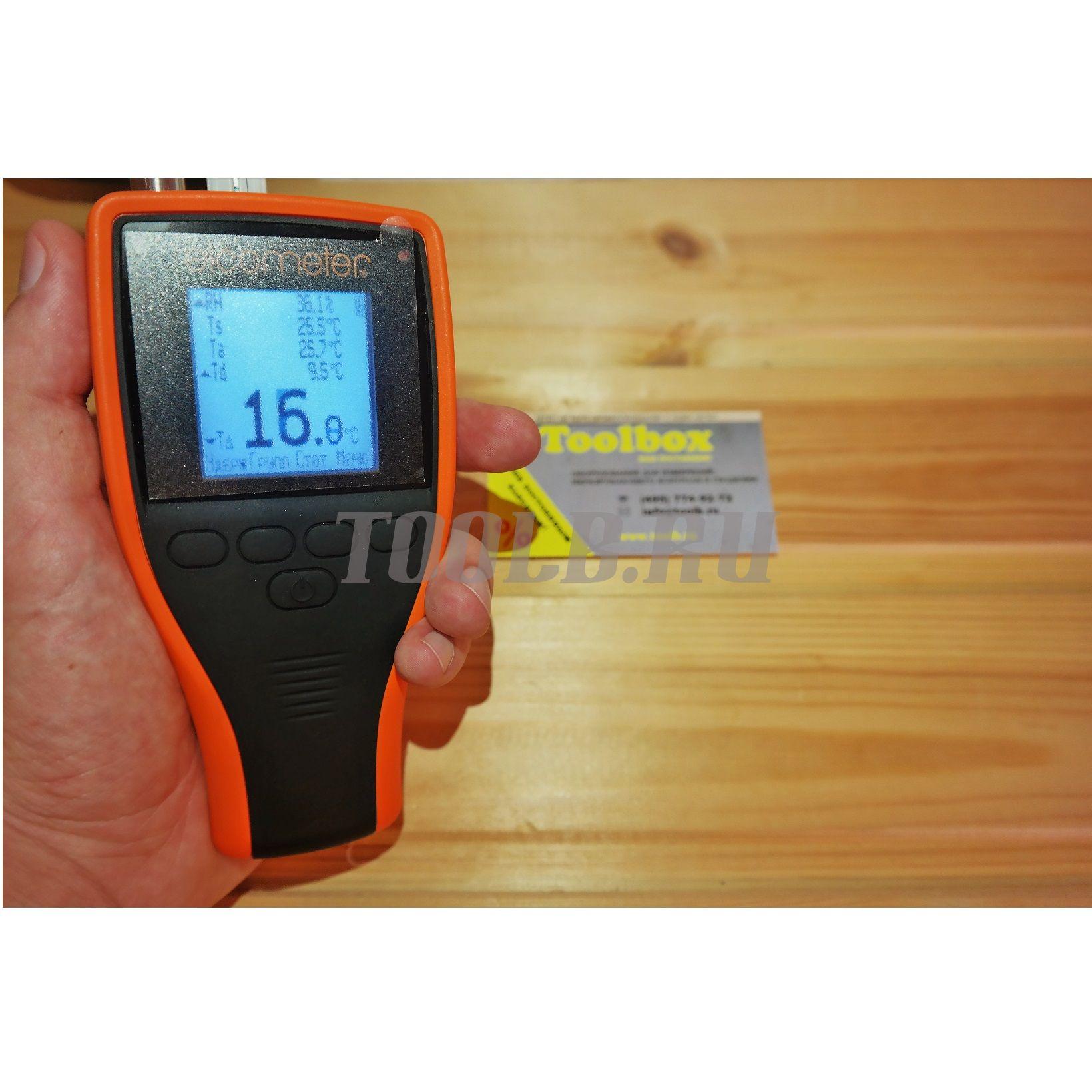 измеритель точки росы elcometer 319 инструкция