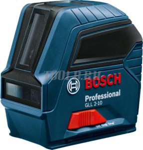 Bosch GLL 2-10 Professional - лазерный нивелир